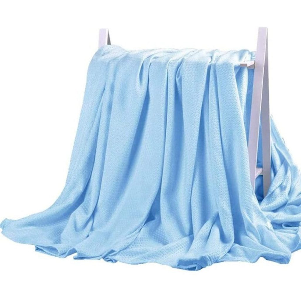 DANGTOP Cooling Summer Blanket for Hot Sleepers