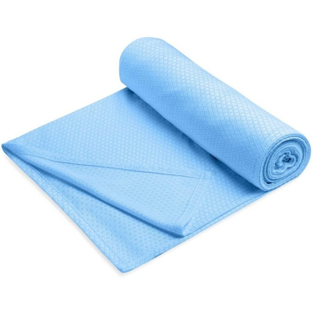 DANGTOP Cooling Summer Blanket for Hot Sleepers rolled