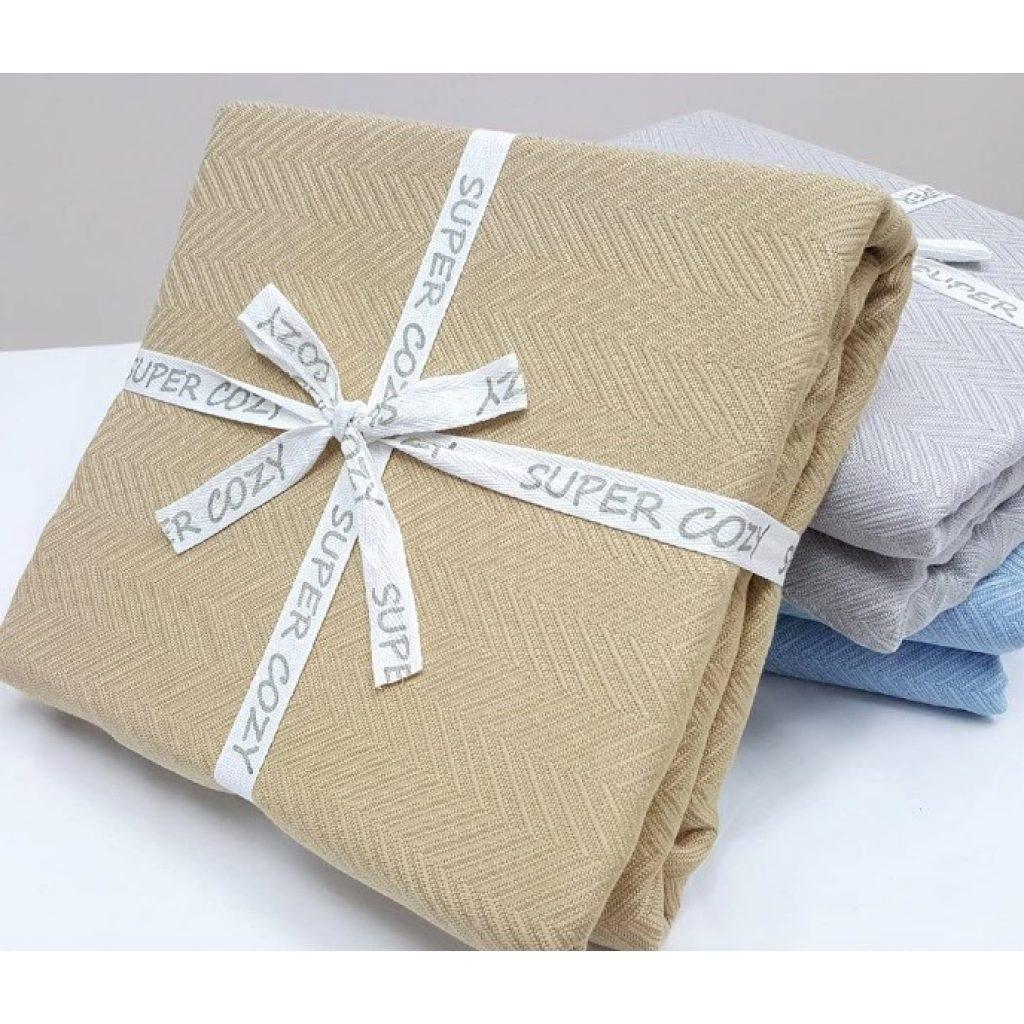 GOHD Super Cozy 100% Bamboo Fiber Blanket
