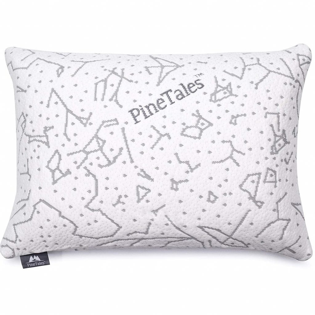 PineTales, Premium Organic Buckwheat Pillow