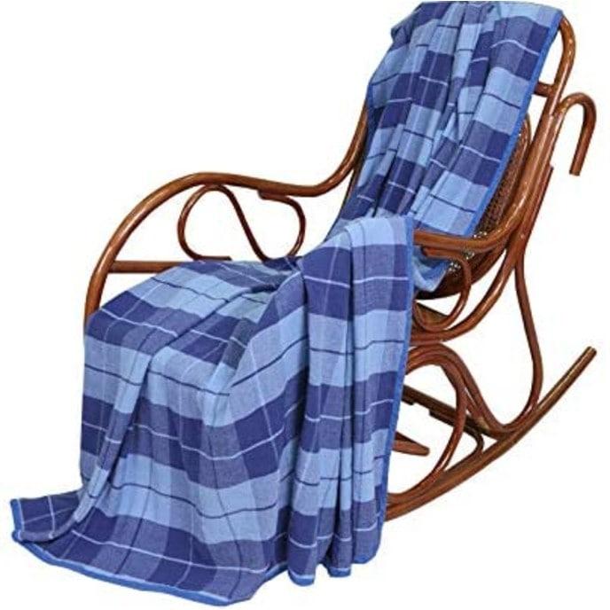 Sofia's Linen Pure Flax Linen Blanket
