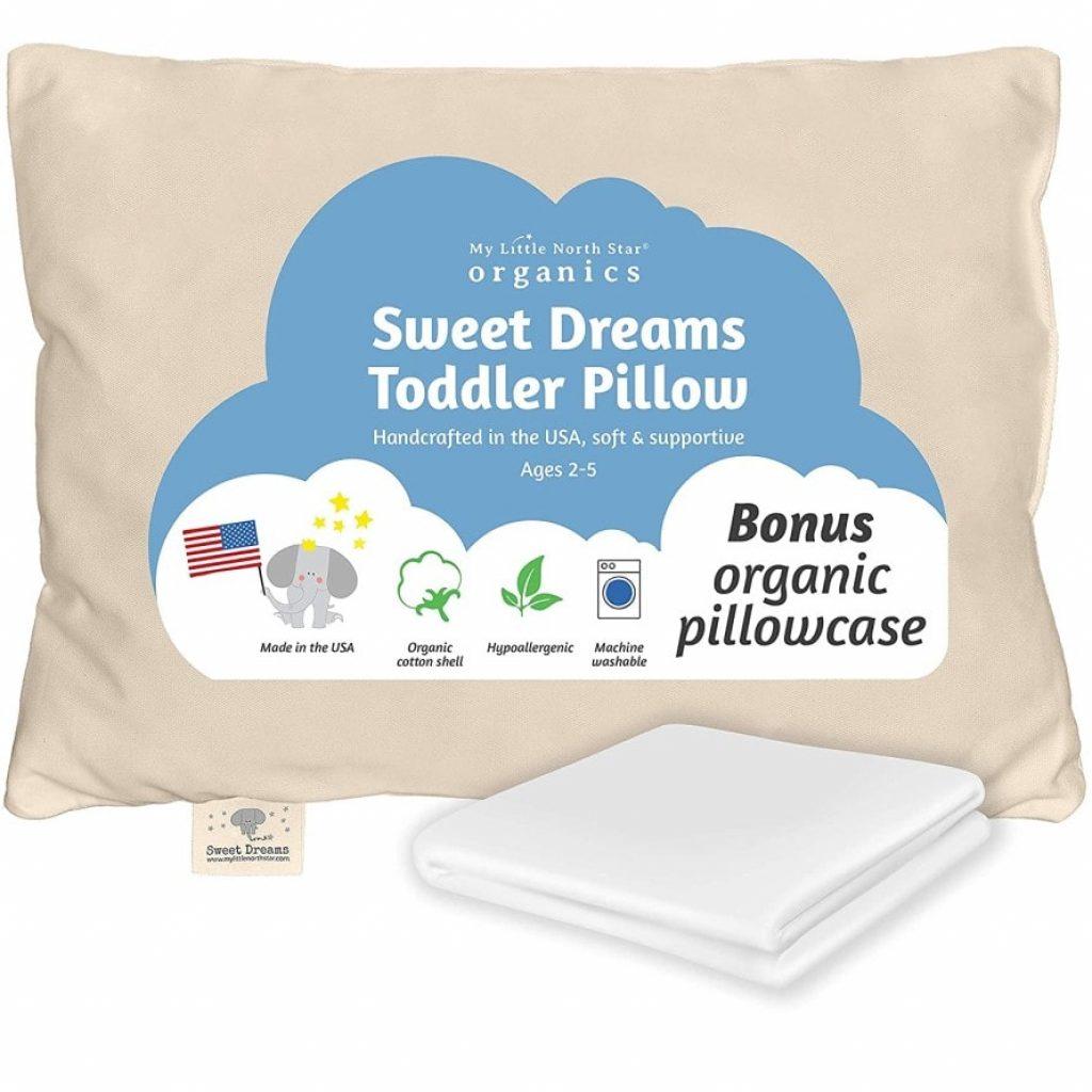 Comfy Toddler Body Pillow