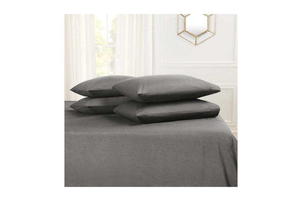 Empyrean Bedding 7 Piece Split King Sheets pillows