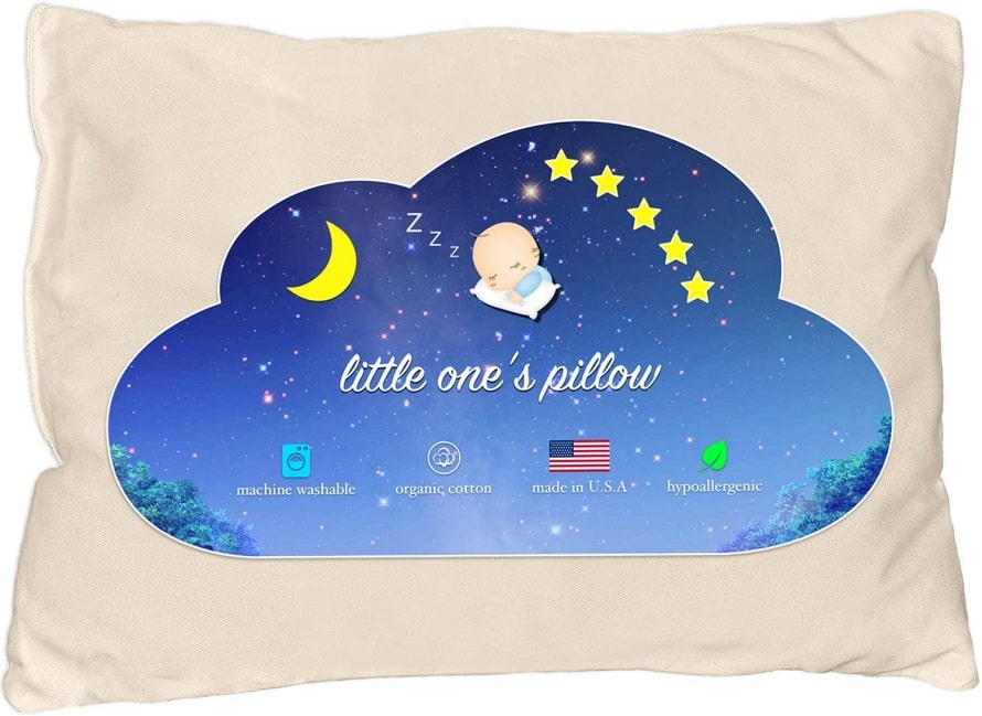 Little One's Pillow - Toddler Pillow