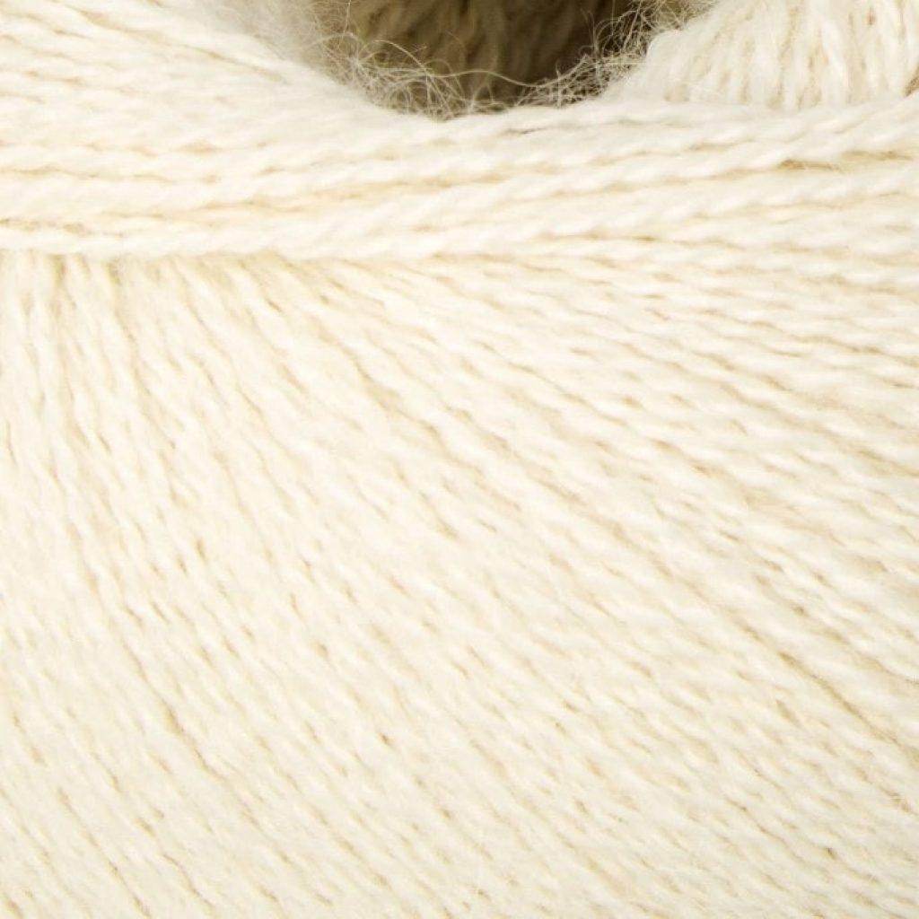 (Set of 3) 100% Baby Alpaca Yarn Lace #1 texture