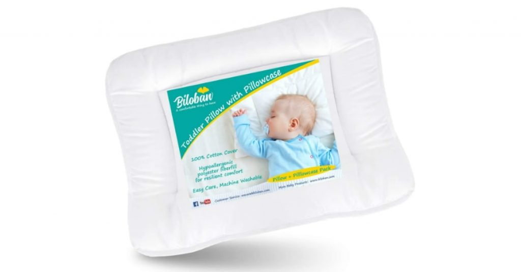 Baby Toddler Pillow for Sleeping