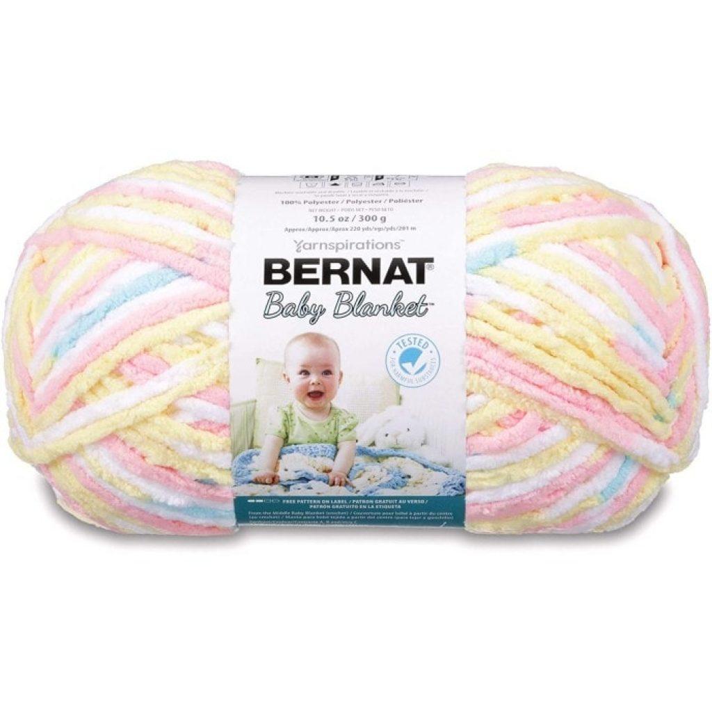 Bernat Baby Blanket Big Ball Pitter Patter