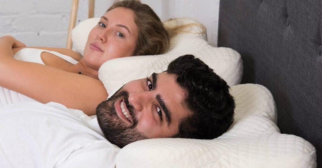 CRADLE ME Contour Memory Foam Pillow