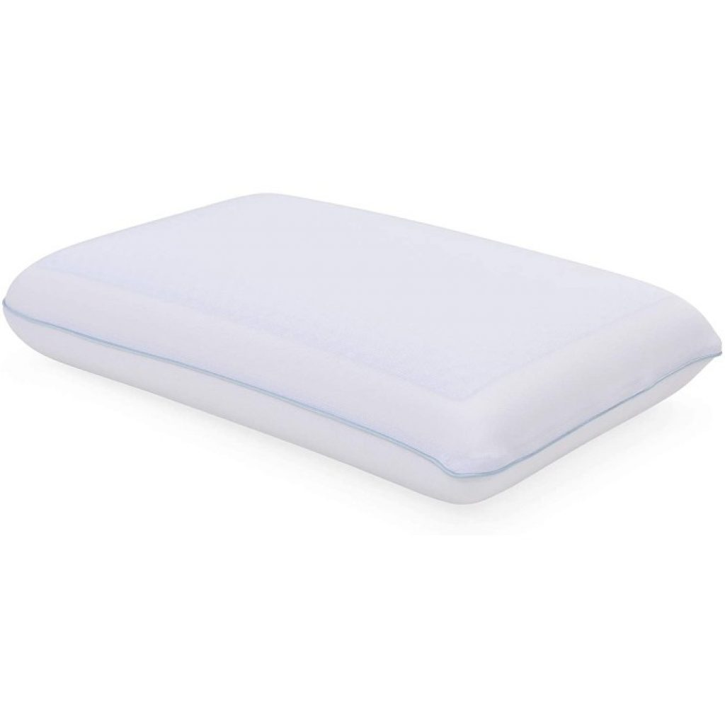 Classic Brands Reversible Gel Pillow, covered