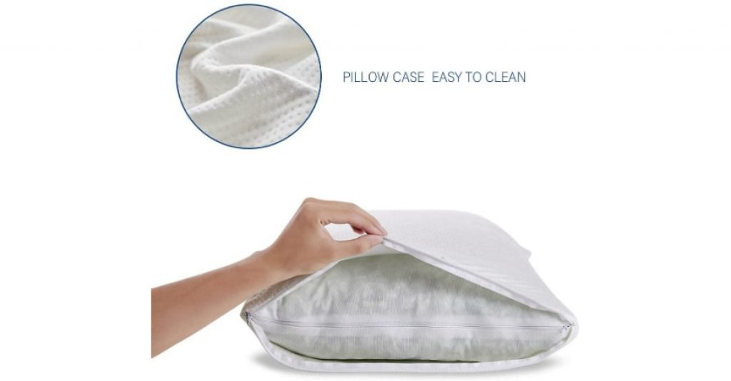 Cooling Bed Pillows to clean