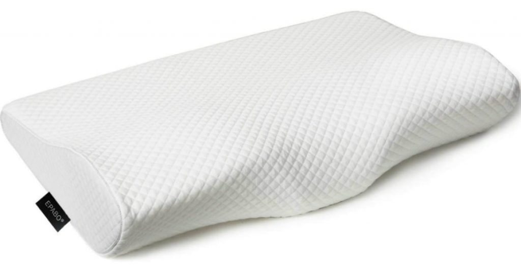 EPABO Contour Foam Pillow