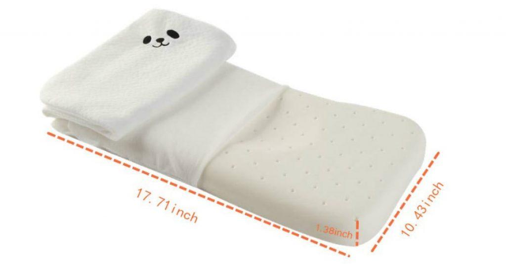 LIANXIN Baby Pillow Memory Foam sizes