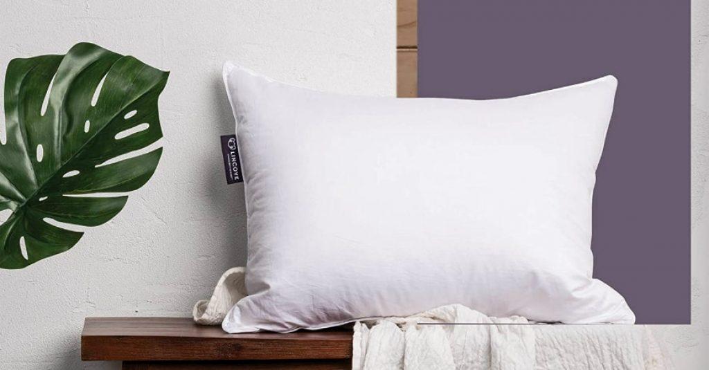 Lincove White Down Luxury