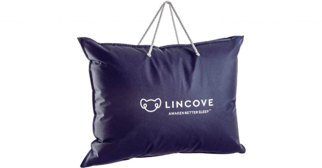 Lincove White Down Luxury Sleeping
