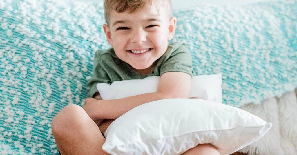 Toddler Pillow - Soft