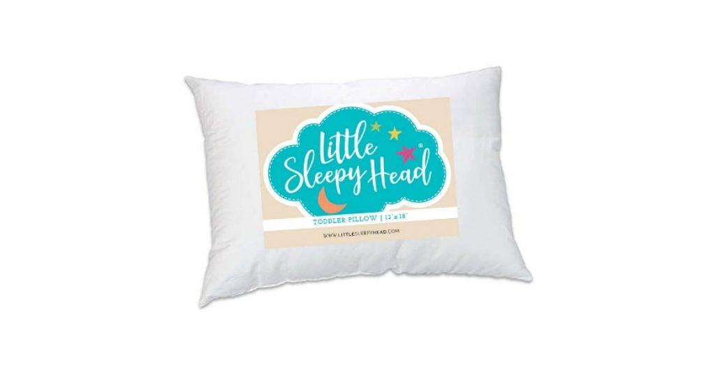Toddler Pillow - Soft Hypoallergenic
