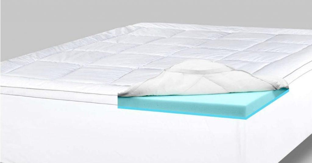 ViscoSoft 4 Inch Pillow