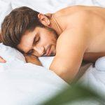 a-man-sleeping