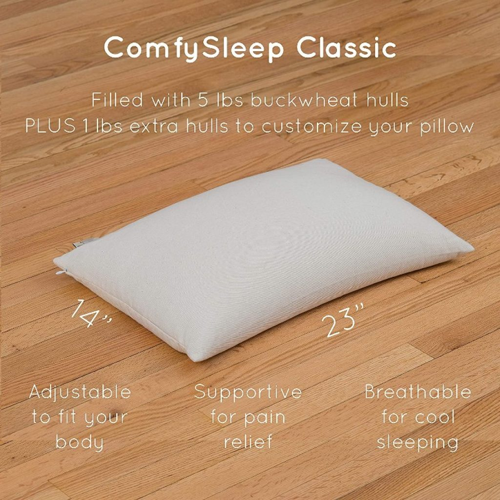 comfycomfy-premium-buckwheat-pillow