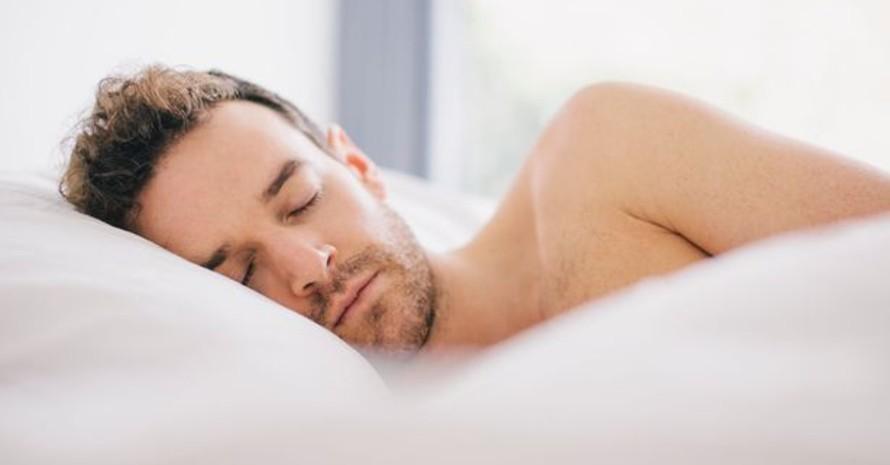 man-is-sleeping