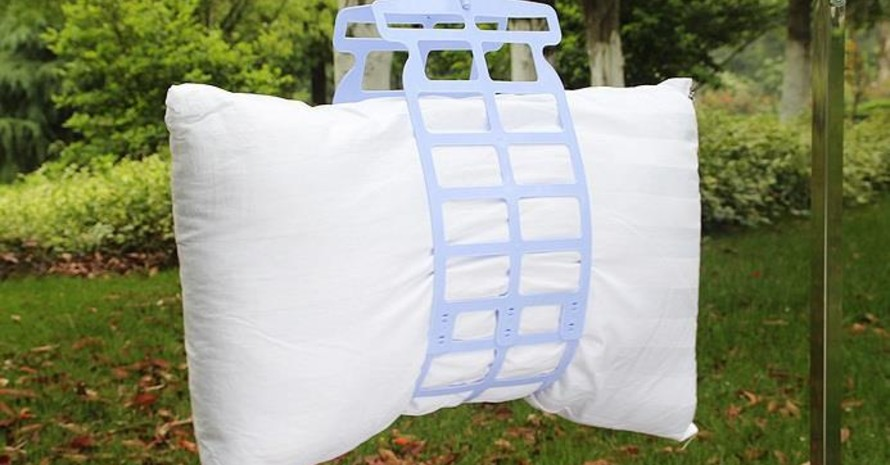 pillow-drying