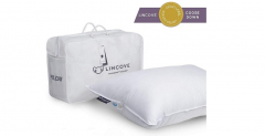White Down Lincove Luxury Pillow Review: A Cushion for Every Body